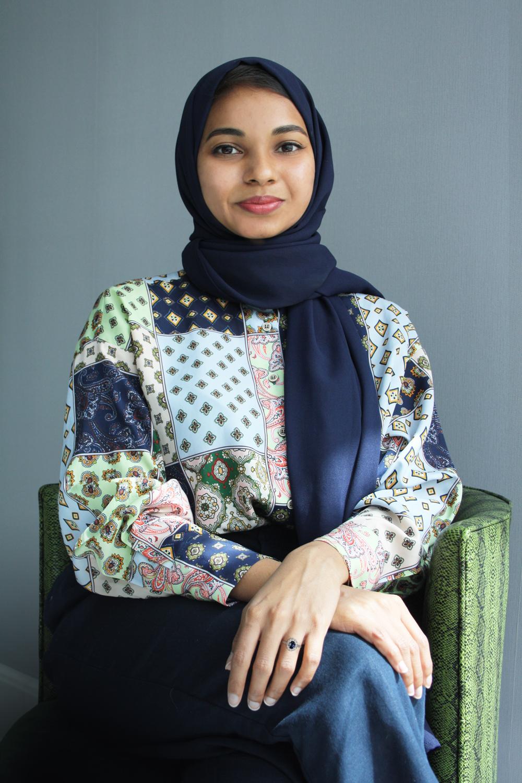 Nisa Hussain Creative Director at V7 Digital